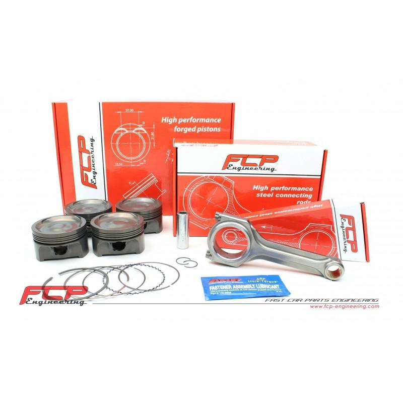Opel 2.0 Turbo C20LET Kit Pistões e Bielas