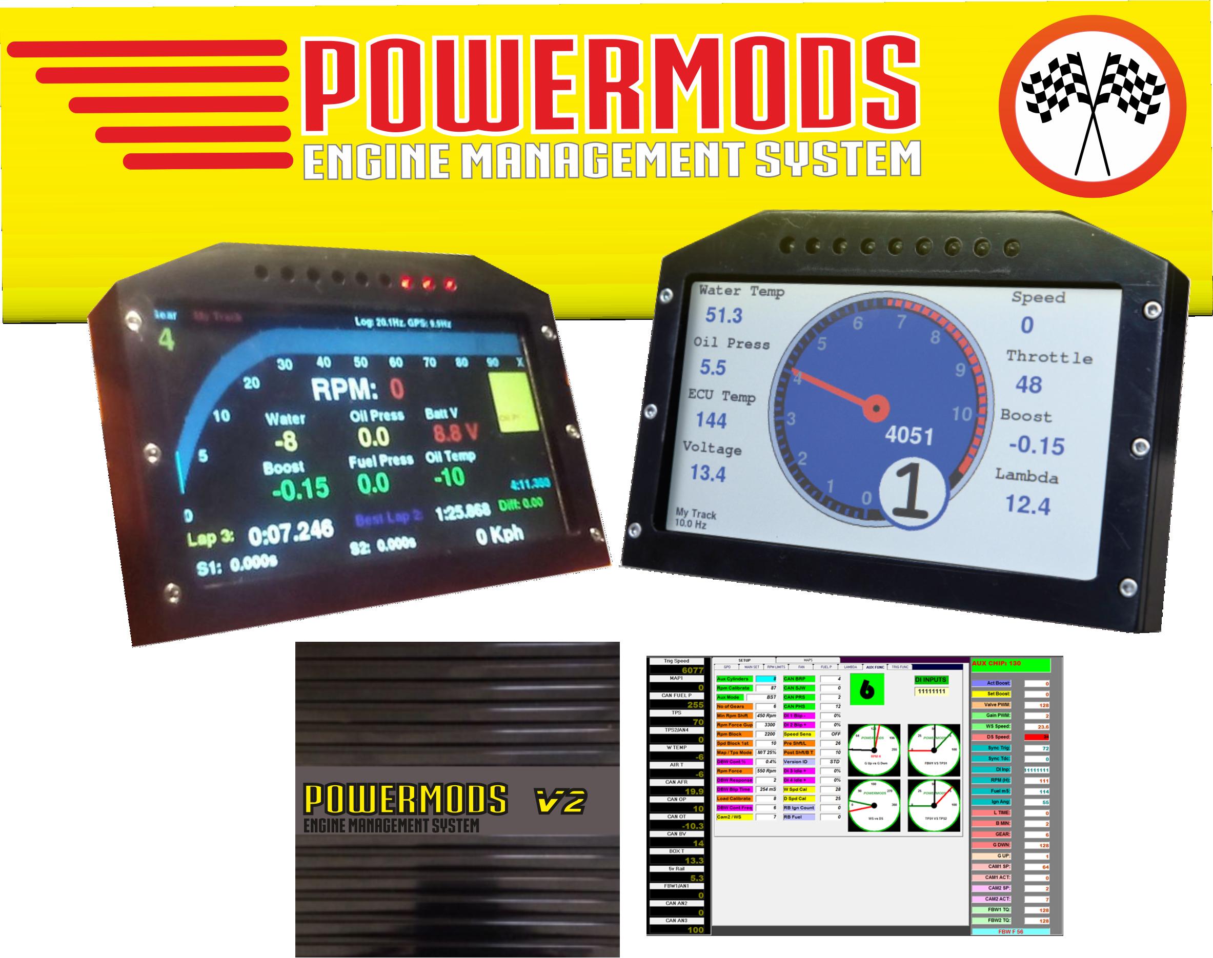 Powermods