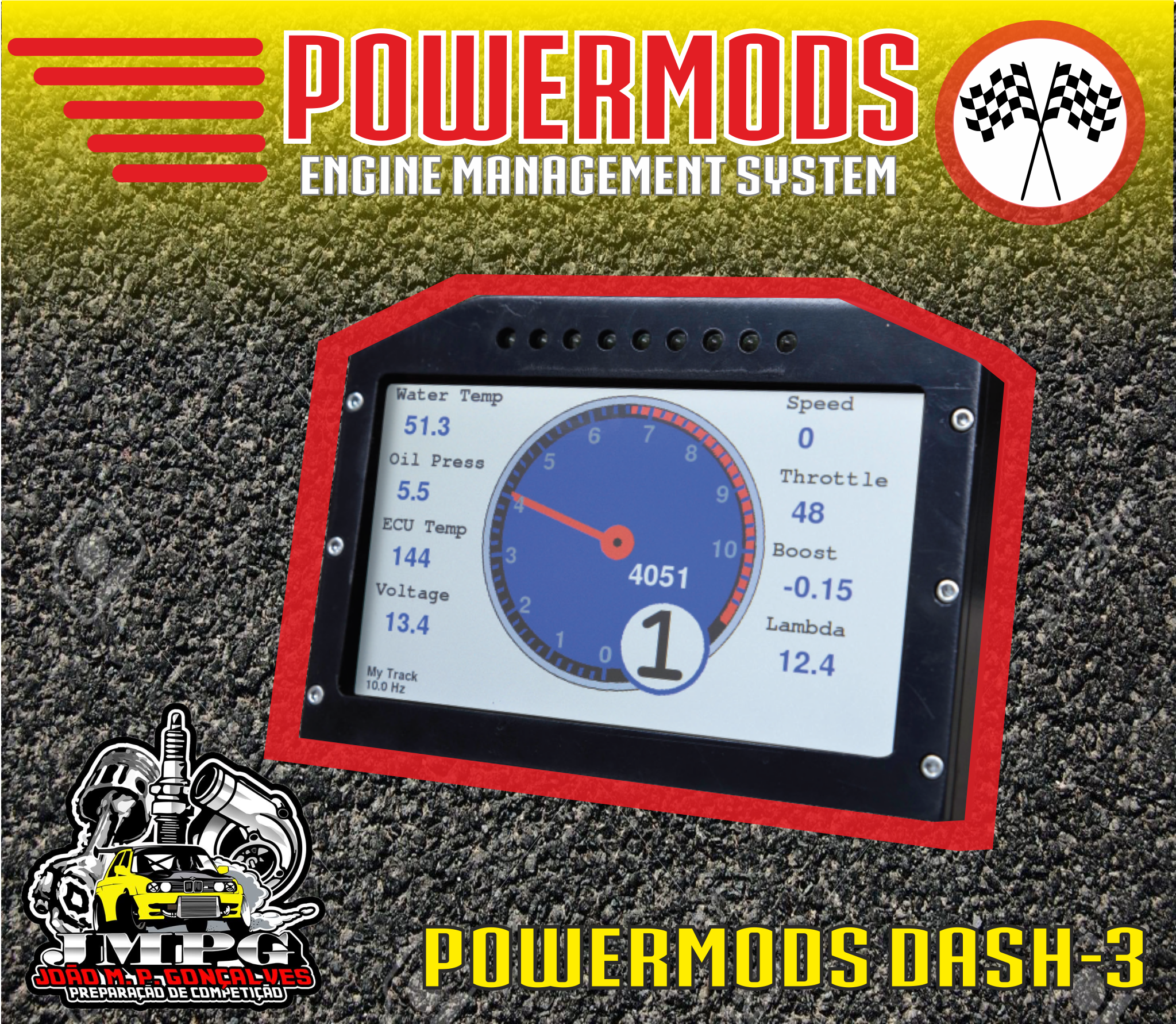 Powermods Dash-3
